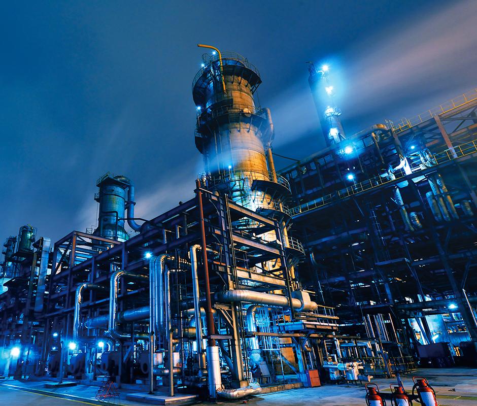 Análise de preços e disponibilidade de gás natural e petróleo